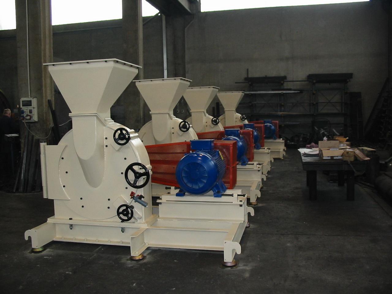 Molino Raffinatore tipo 520